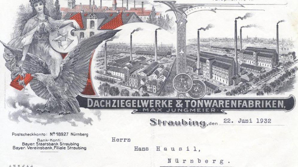 Podjetje Jungmeier je bilo ustanovljeno leta 1820 v Straubingu, Niederbayernu