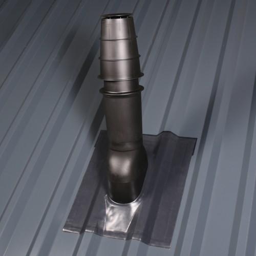 Univerzalni preboj za odvod dimnih plinov v PP izvedbi