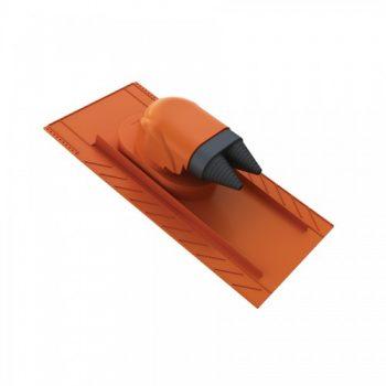 Venduct® Duo dvocevni preboj za bobrovec, bitumensko skodlo in naravni škrilj