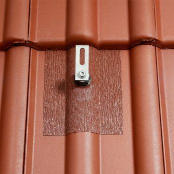 Klöber Venduct Uniplus solarni nosilec in Easy-Form tesnilna manšeta