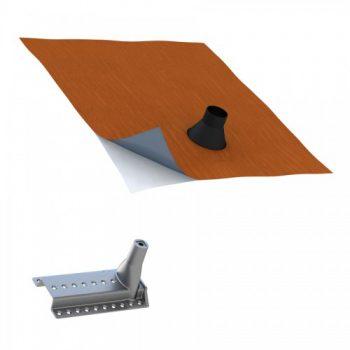 Uniplus solarni nosilec in Easy-Form tesnilna manšeta