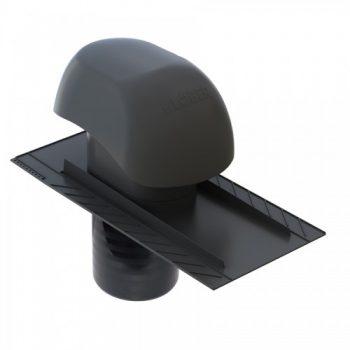 Univerzalni odduh Φ 150 mm za bobrovec, naravni škrilj in bitumensko skodlo