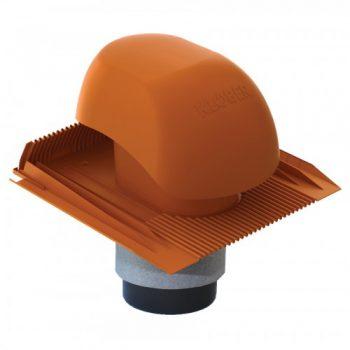 Univerzalni odduh Φ 150 mm z dodatno izolacijo cevi